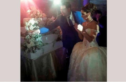 Dima Kandalaft Syrian Actress Arabia Weddings