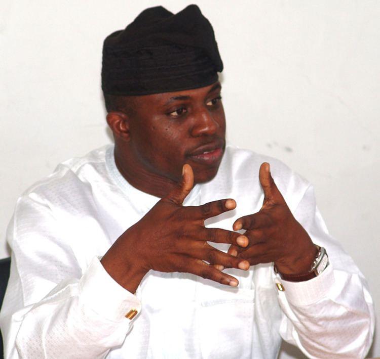 Dimeji Bankole News of the People Dimeji Bankole Former Speaker Set