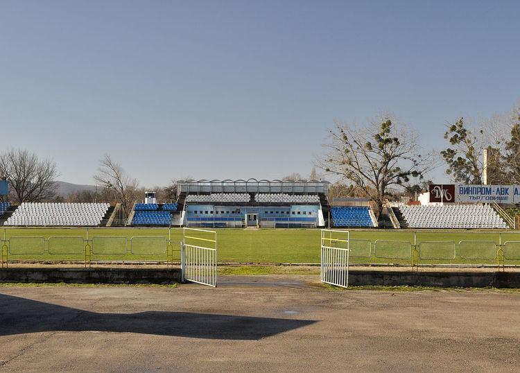 Dimitar Burkov Stadium