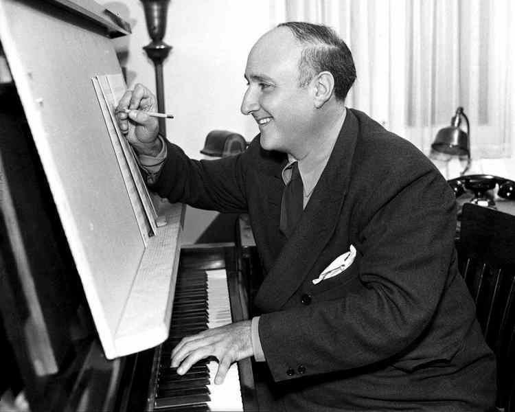 Dimitri Tiomkin SALE Collection of Hollywood Film Score Composer Dmitri
