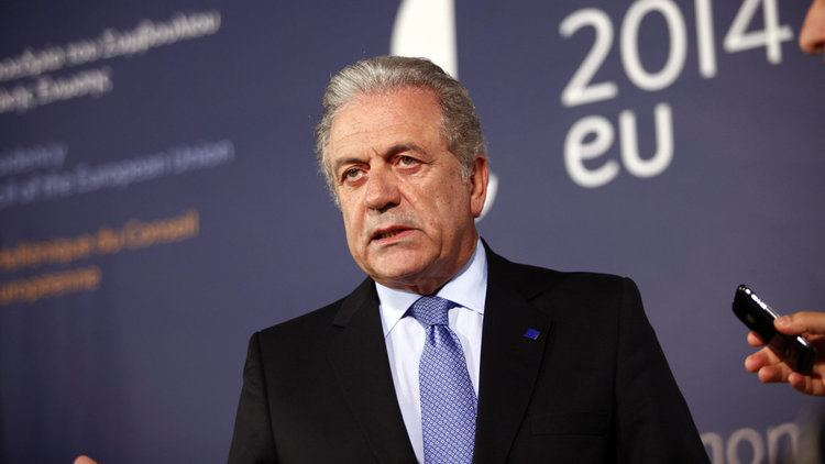 Dimitris Avramopoulos Defense Minister Avramopoulos to be the new Commissioner