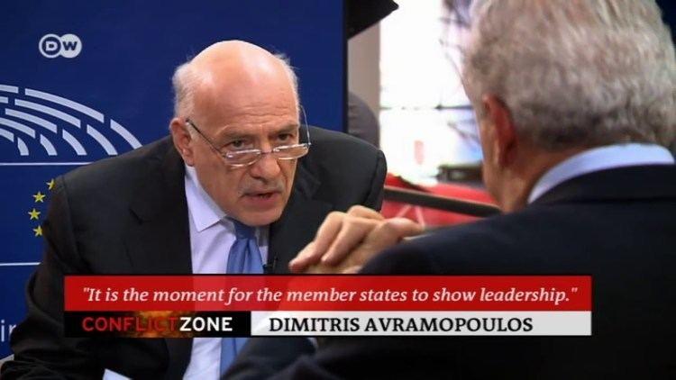 Dimitris Avramopoulos Dimitris Avramopoulos on Conflict Zone Conflict Zone YouTube