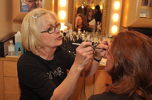 Dina Ousley Hollywood Makeup Artist Dina Ousley