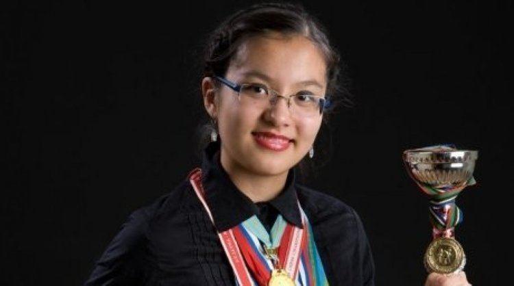 Dinara Saduakassova Chess Dinara Saduakassova became the youngest international