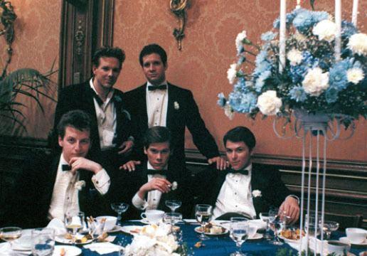 Diner (film) WriterDirector Barry Levinsons 1982 film DINER 1982 MGMWarner