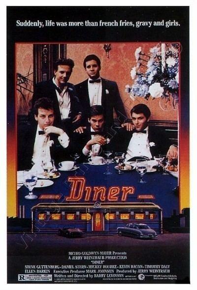 Diner (film) Diner Movie Review Film Summary 1982 Roger Ebert
