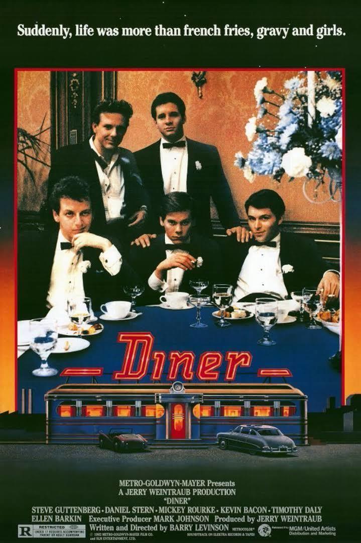 Diner (film) t0gstaticcomimagesqtbnANd9GcTgtKTZpUpOPJda