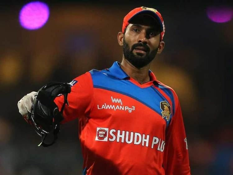 Champions Trophy 2017 Dinesh Karthik Replaces Injured Manish Pandey