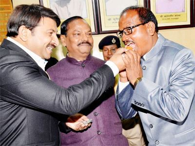 Dinesh Oraon New Jharkhand Speaker Dinesh Oraon gets backing of all