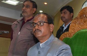 Dinesh Oraon Dinesh Oraon elected speaker for Jharkhand Assembly
