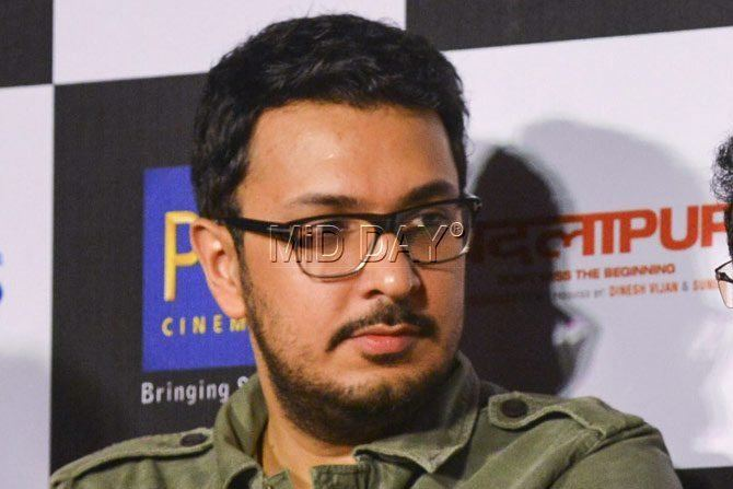 Dinesh Vijan Dinesh Vijan Varun wanted to do a dark film since