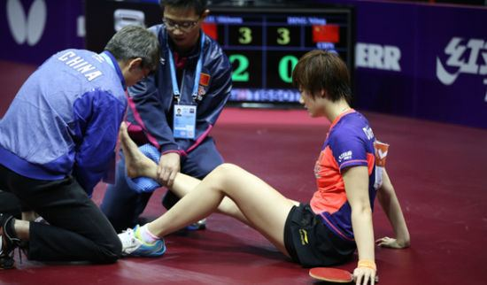 Ding Ning Ding Ning is the 2015 World Champion VIDEO