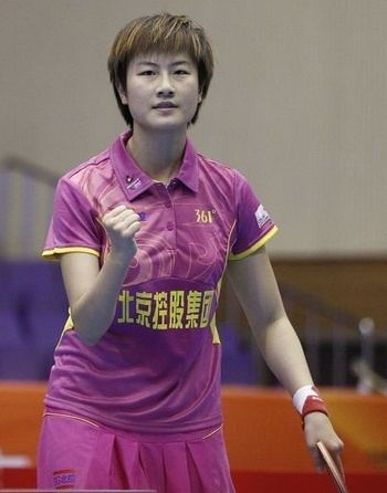 Ding Ning Ding Ning Table Tennis Player Profile and News Feed on TableTennista