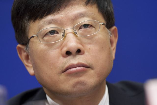 Ding Xuedong China May Name Ding Xuedong to Head Sovereign Fund CIC