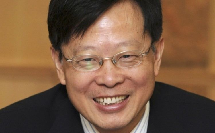 Ding Xuedong Ding Xuedong officially named CIC chairman South China
