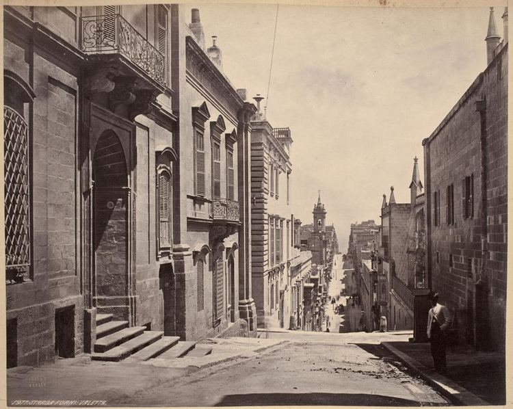 Dingli in the past, History of Dingli
