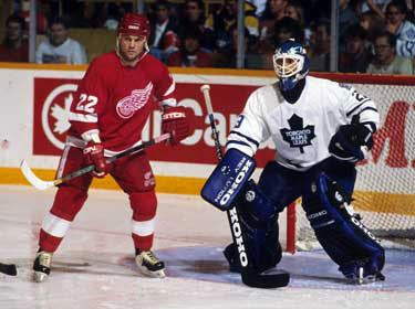 Dino Ciccarelli Legends of Hockey Spotlight One on One with Dino