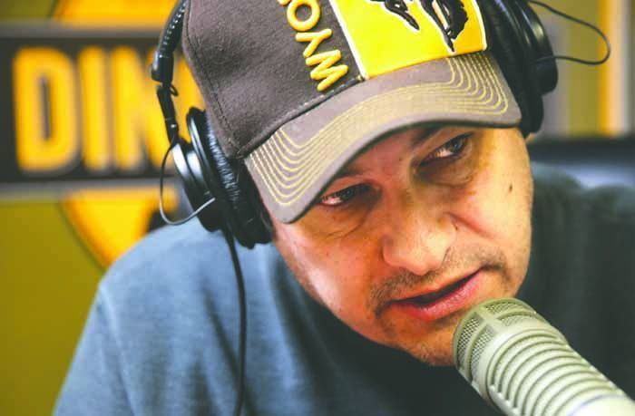 Dino Costa Live from Cheyenne Dino Costa delivers his opinionated rants about