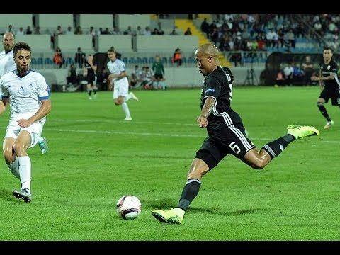 Dino Ndlovu Dino Ndlovu Skills Goals Qarabag FK 2016 HD YouTube