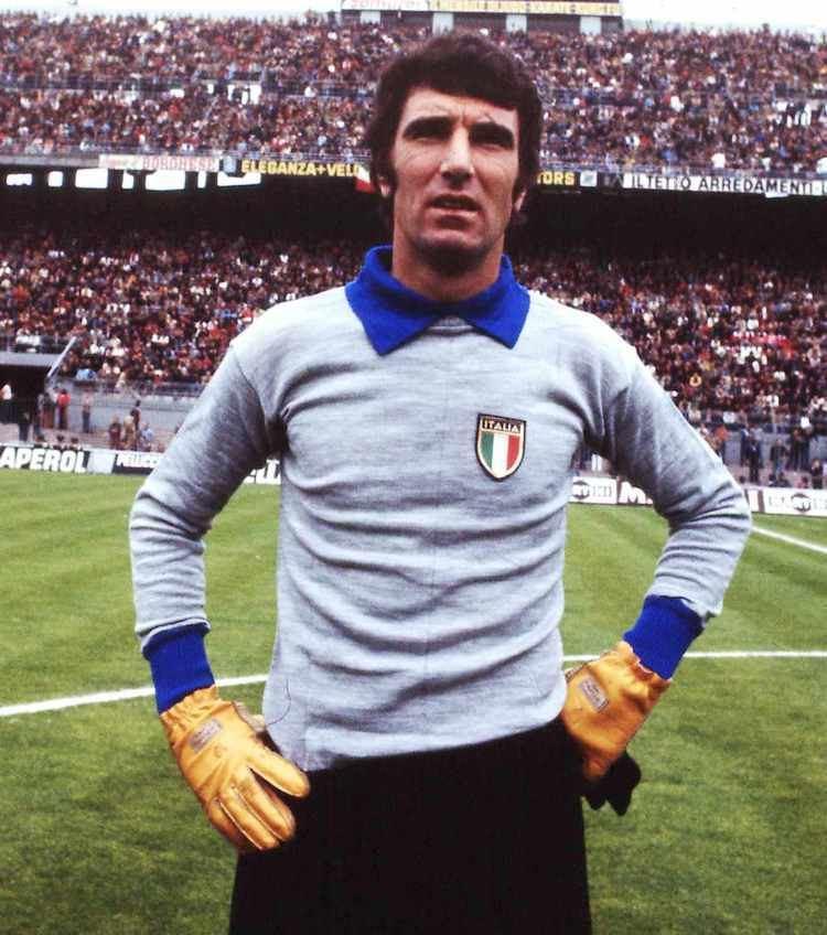 Dino Zoff Italie Dino Zoff a 70 ans