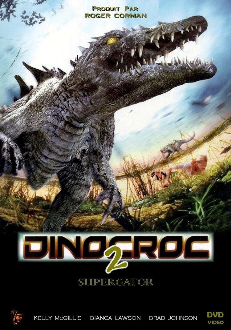 Dinocroc Dinocroc vs Supergator 2010 MovieMeternl FILMS 20102019 D
