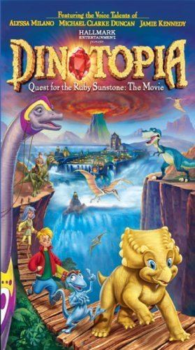 Dinotopia: Quest for the Ruby Sunstone Amazoncom Dinotopia Quest for the Ruby Sunstone with Stickers