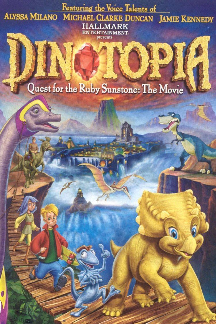 Dinotopia: Quest for the Ruby Sunstone wwwgstaticcomtvthumbmovieposters8459256p845