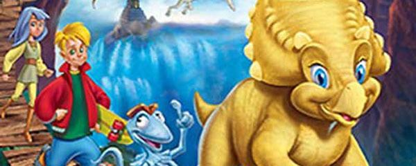 Dinotopia: Quest for the Ruby Sunstone Dinotopia Quest for the Ruby Sunstone Cast Images Behind The