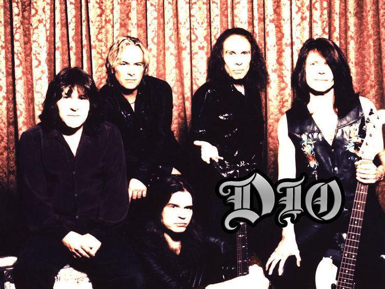 Dio (band) DIO RonnieJamesDiocom Media