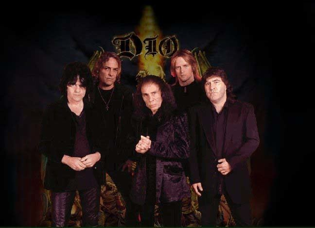 Dio (band) Maddog Rock Radio Exclusive DIO Interview