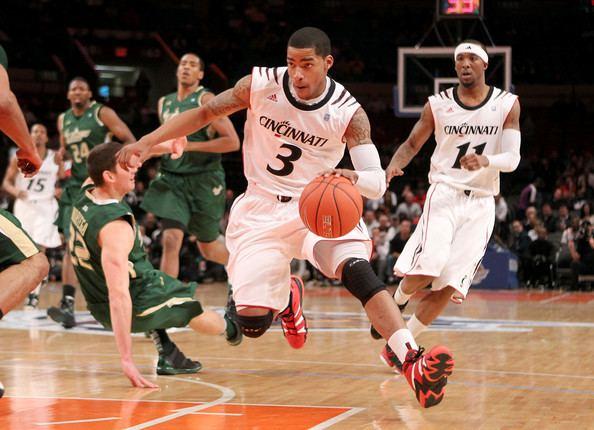 Dion Dixon Dion Dixon and Shaun Noriega Photos Big East Basketball