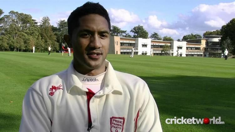 Dion Ebrahim (Cricketer) in the past
