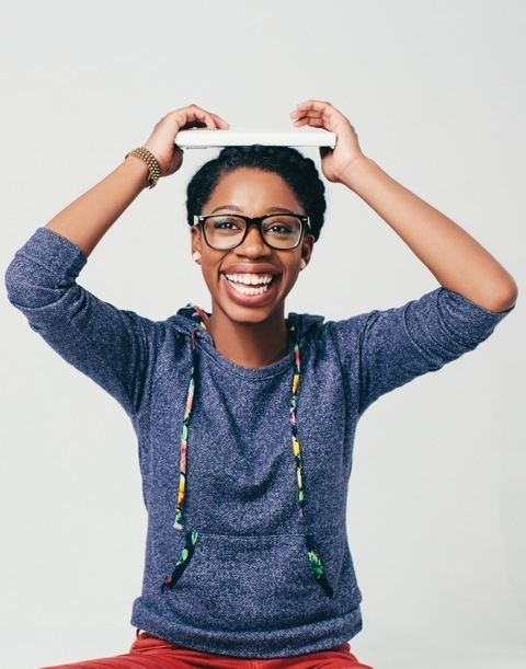 Diona Reasonover Diona Reasonover and her quotClippedquot character are out and