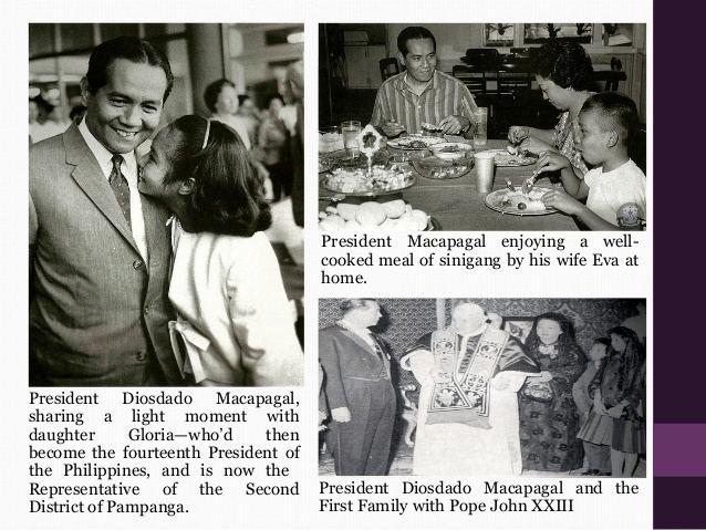 Diosdado Macapagal Diosdado Macapagals Biography PPT
