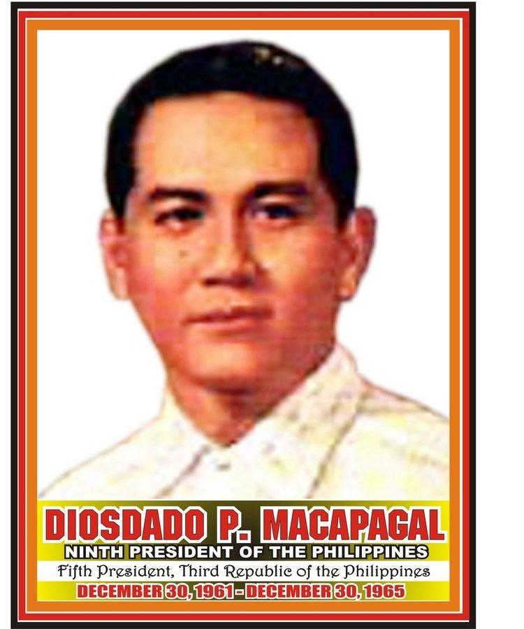 Diosdado Macapagal DepEd Mogpog District Diosdado Macapagal