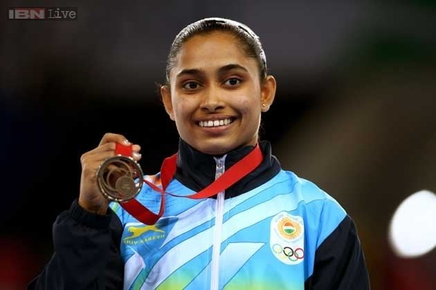 Dipa Karmakar My next target is Asian Games says Dipa Karmakar IBNLive