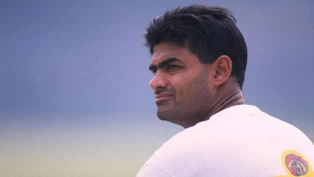 Dipak Patel (Cricketer) in the past