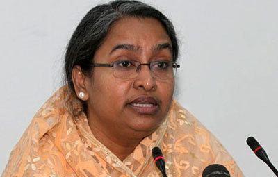 Dipu Moni Poll be affected on agreement failure Dipu Moni