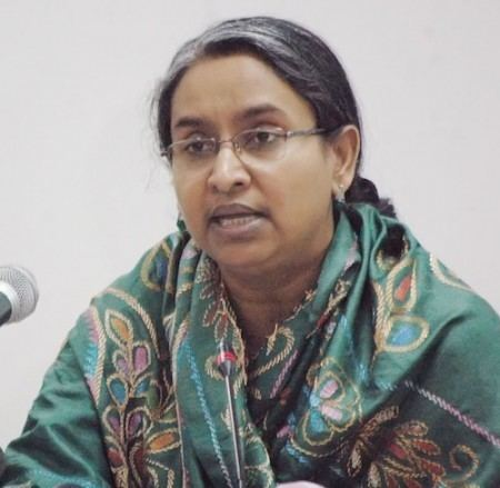 Dipu Moni Dipu Moni Discussion on elections should be within