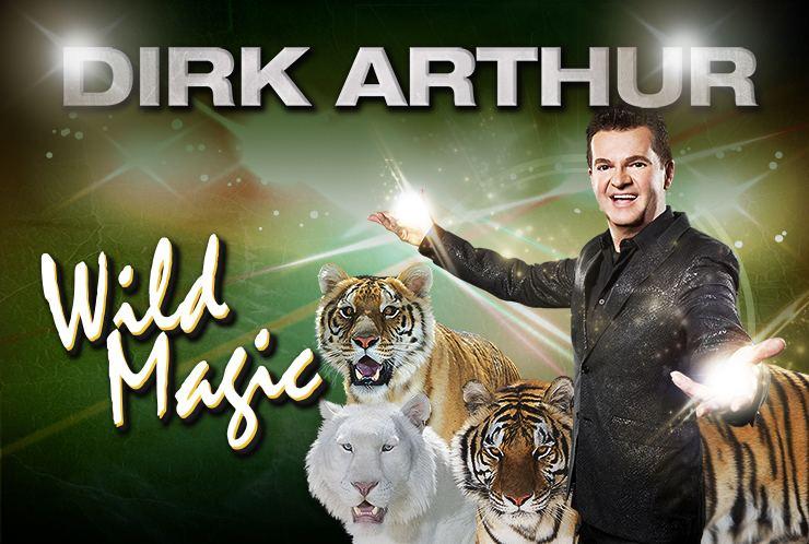 Dirk Arthur Dirk Arthur Wild Magic Show Westgate Las Vegas Nightlife