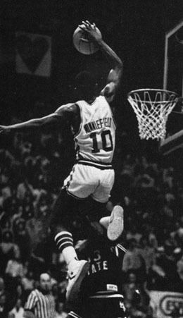 Dirk Minniefield The Most impactful Kentucky Wildcat Basketball Players 198182 to