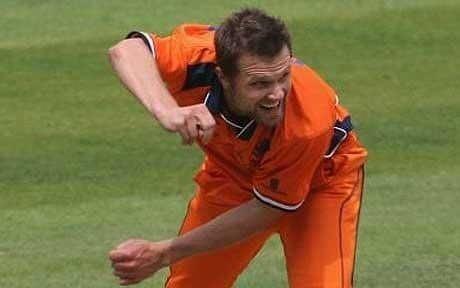 World Twenty20 Dirk Nannes an Australian giving Holland a chance