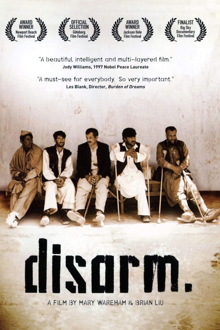 Disarm (film) wwwgstaticcomtvthumbdvdboxart7992275p799227