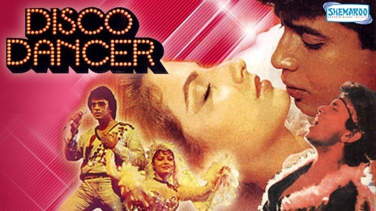 Disco Dancer Disco Dancer Hindi Full Movie Mithun Chakraborty Kim Kalpana