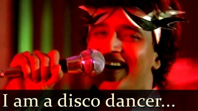 Disco Dancer Disco Dancer I Am A Disco Dancer Zindagi Mera Gaana Vijay