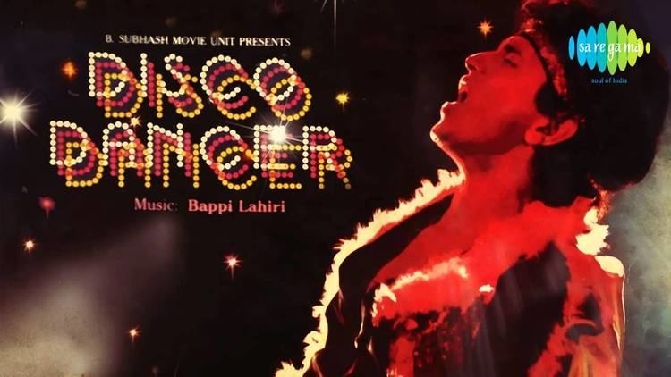 Disco Dancer I Am a Disco Dancer Vijay Benedict Mithun Chakraborty Disco
