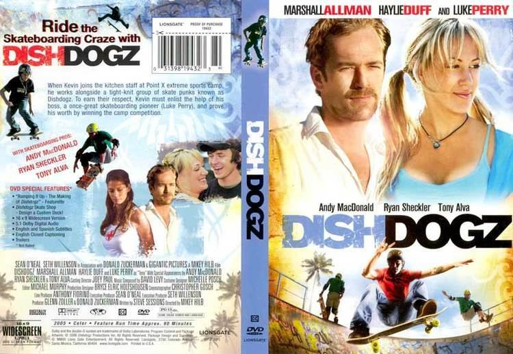Dishdogz Skateboard DVD Review Dishdogz