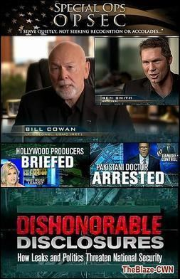 Dishonorable Disclosures movie poster