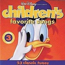 Disney Children's Favorite Songs 3 - Alchetron, the free