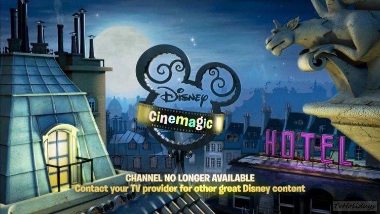Disney Cinemagic Disney Cinemagic HD UK Final Close Down 280313 hd1080 Last